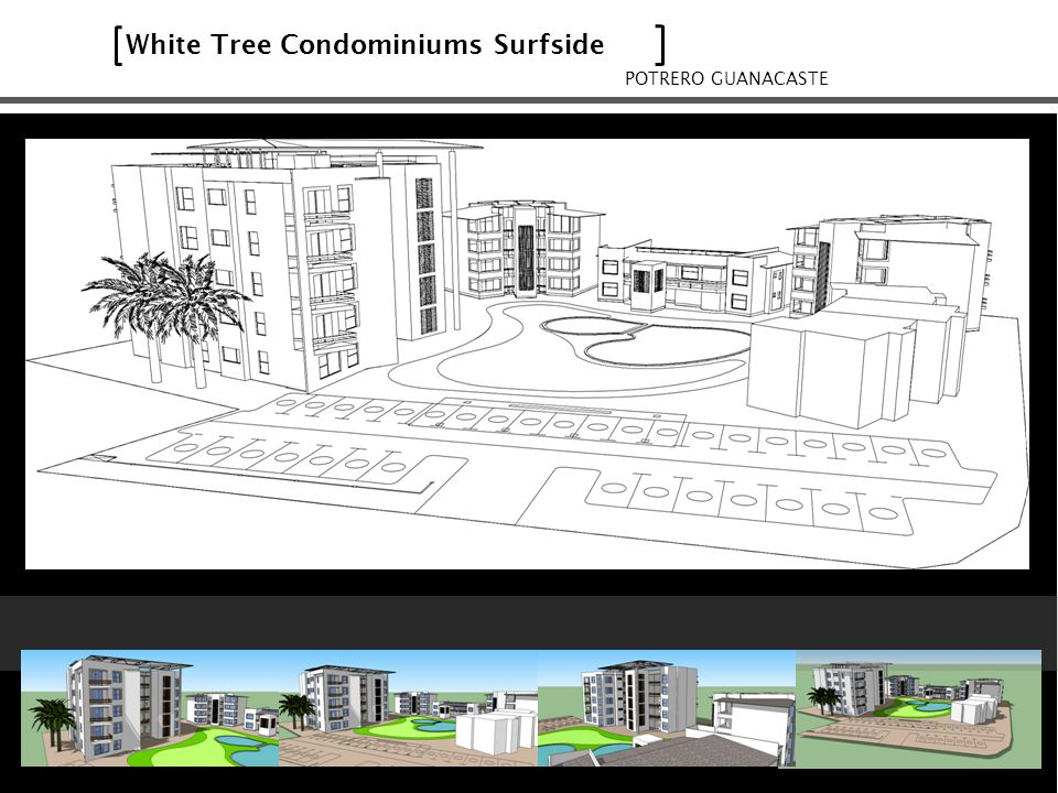 White Tree Condominiums Surfside POTRERO GUANACASTE