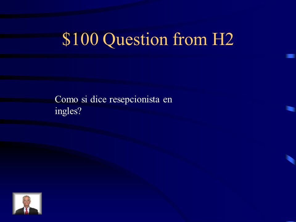 $500 Answer from H1 Easy chair