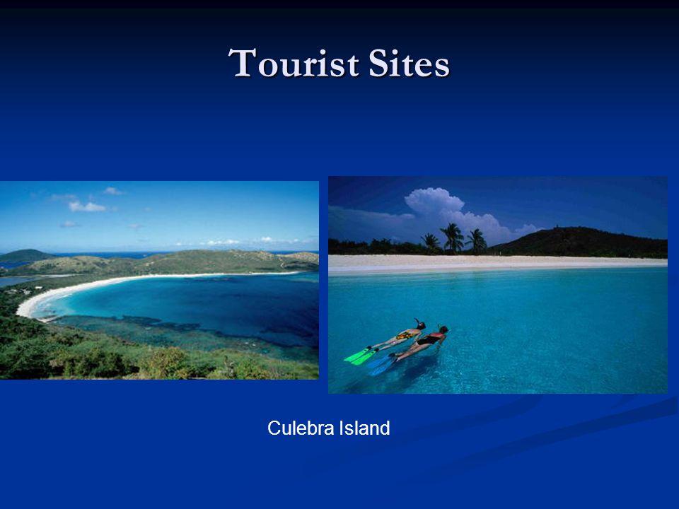 Tourist Sites Culebra Island