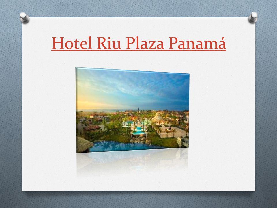 Hotel Riu Plaza Panamá