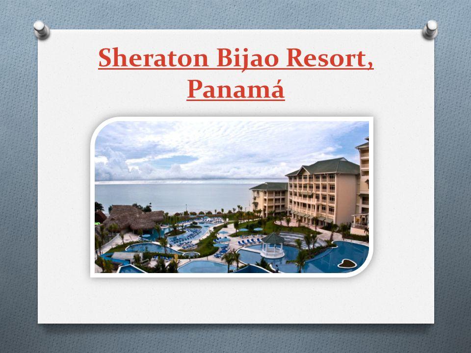 Sheraton Bijao Resort, Panamá 