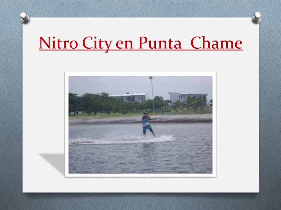 Nitro City en Punta Chame