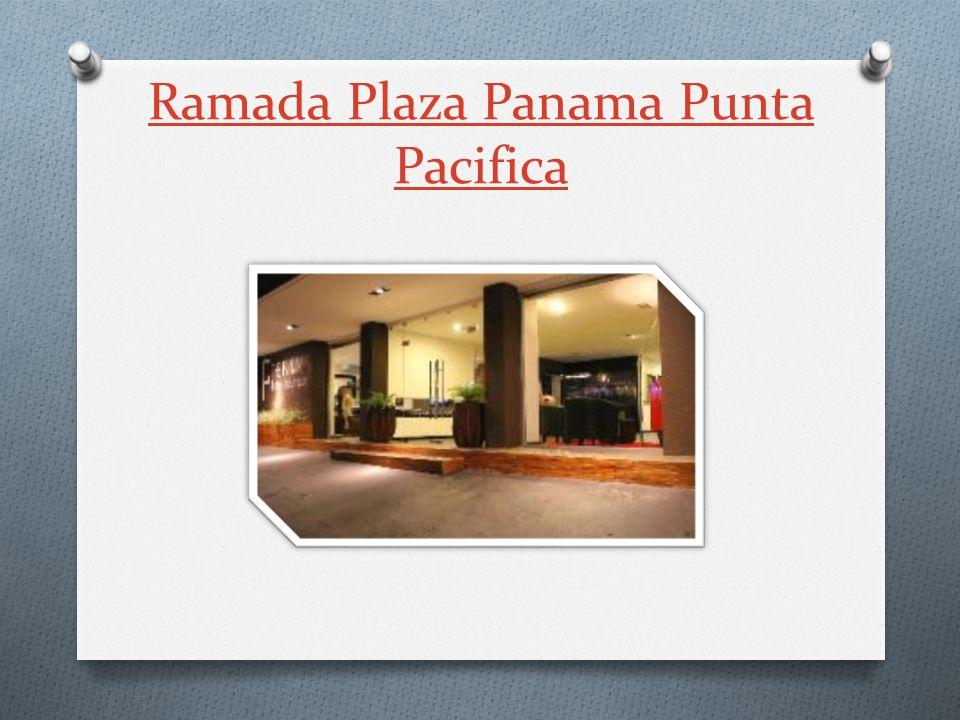 Ramada Plaza Panama Punta Pacifica