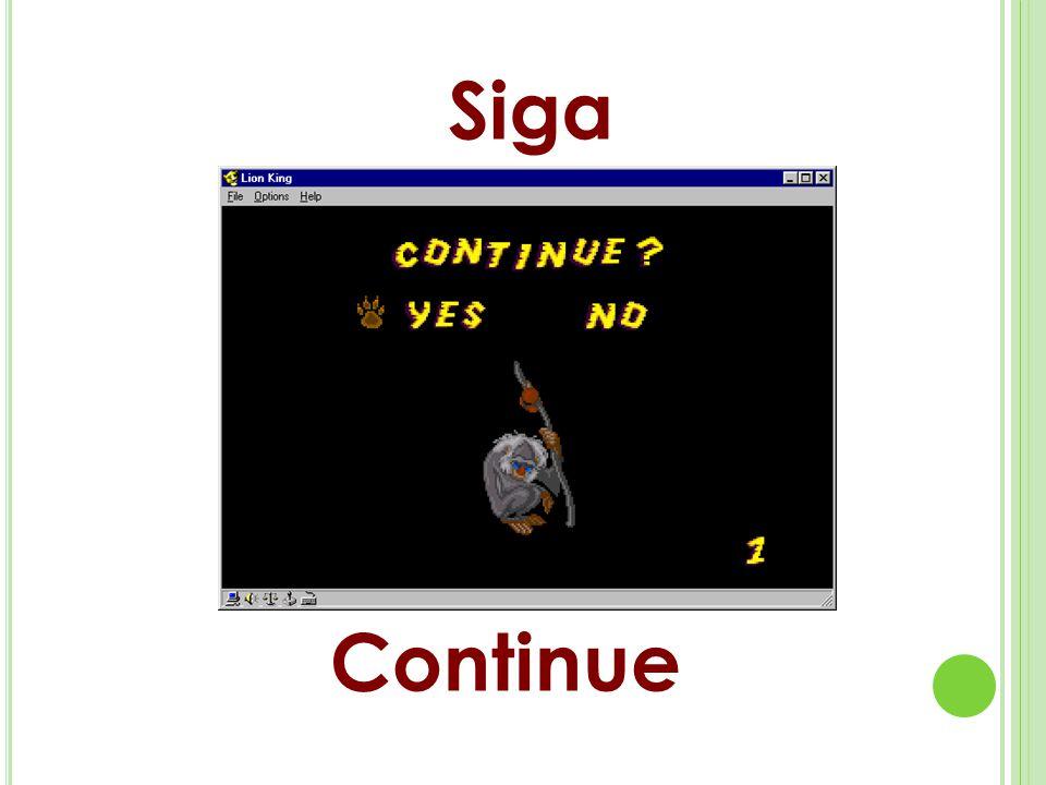 Siga Continue