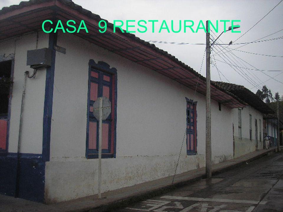 CASA 9 RESTAURANTE