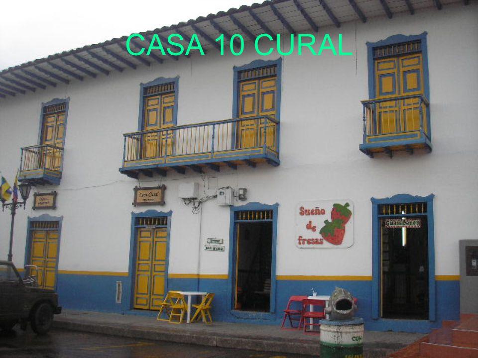 CASA 10 CURAL