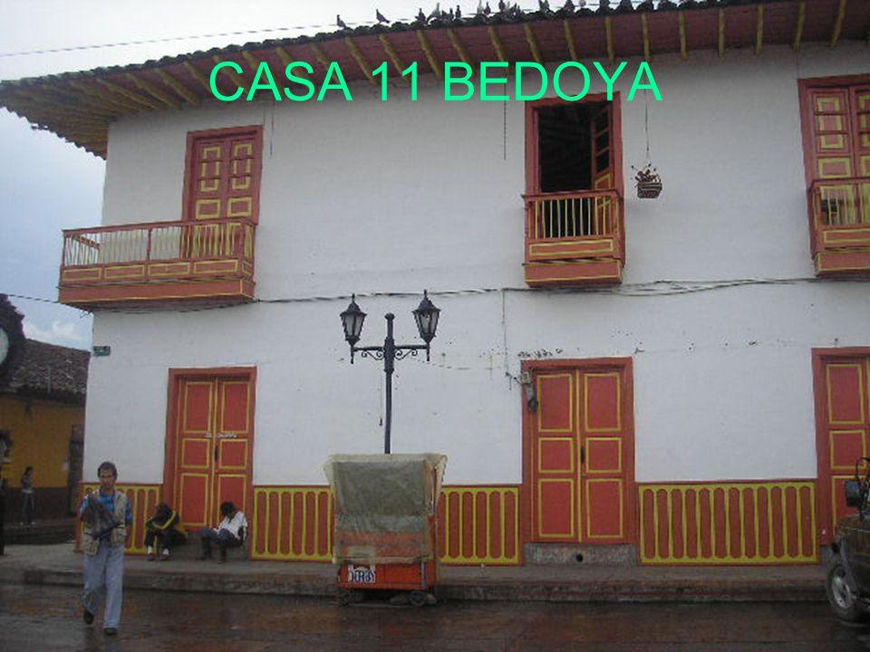 CASA 11 BEDOYA