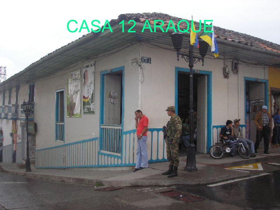 CASA 12 ARAQUE
