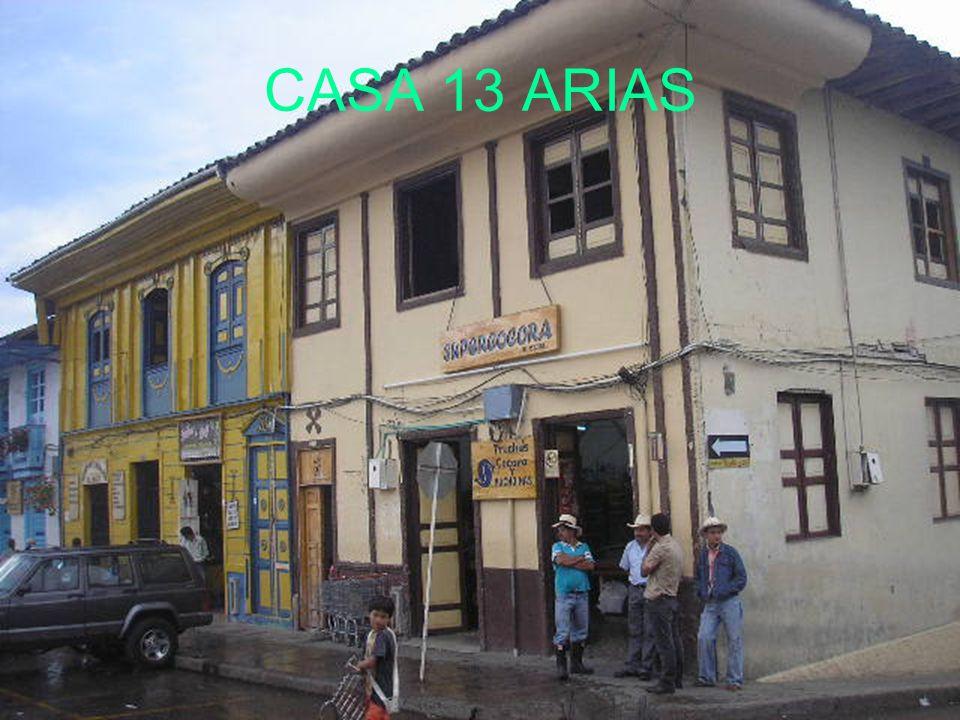 CASA 13 ARIAS