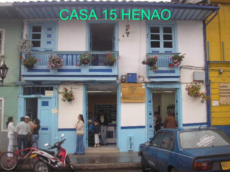 CASA 15 HENAO