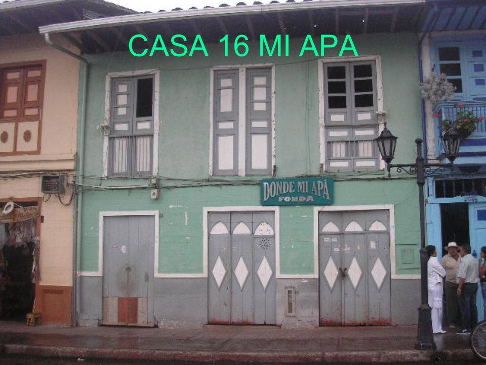 CASA 16 MI APA