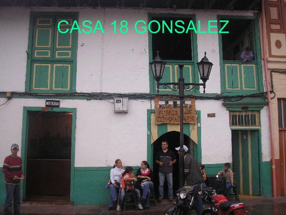 CASA 18 GONSALEZ
