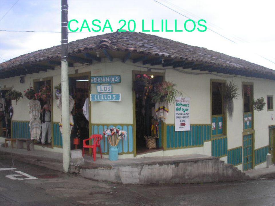 CASA 20 LLILLOS