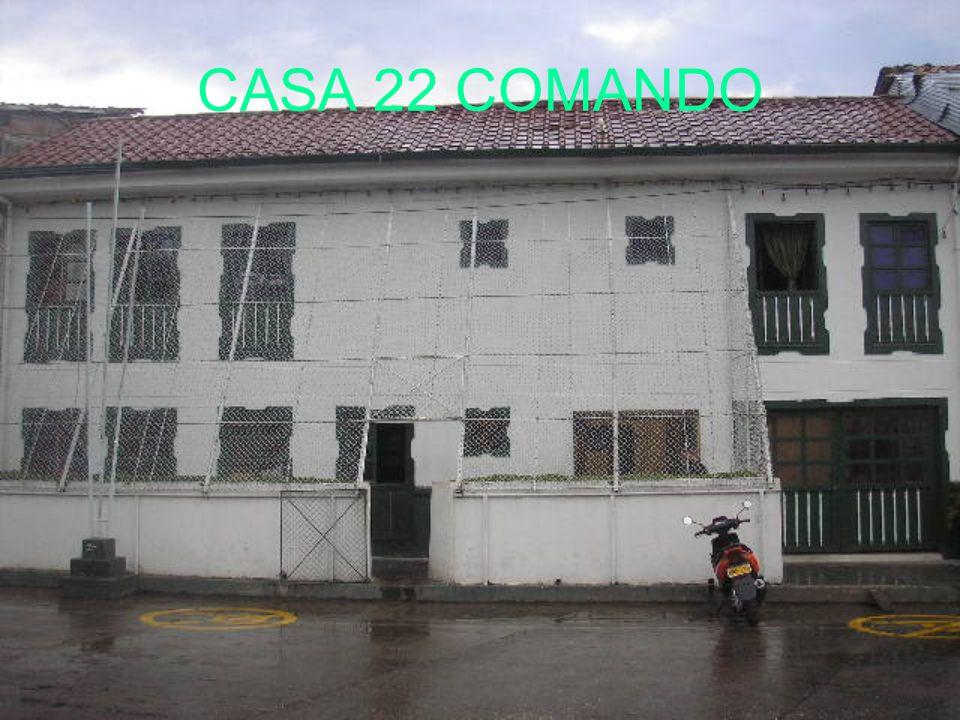 CASA 22 COMANDO