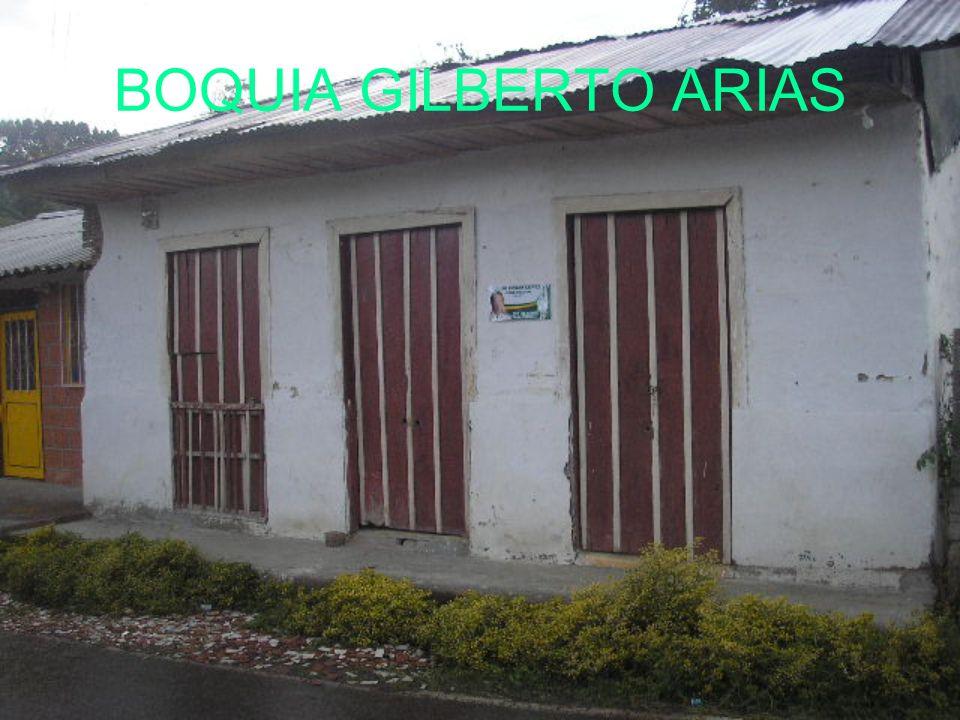 BOQUIA GILBERTO ARIAS