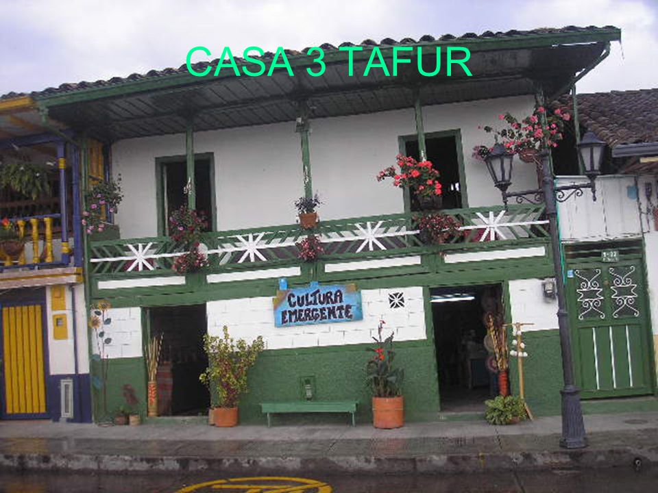 CASA 3 TAFUR