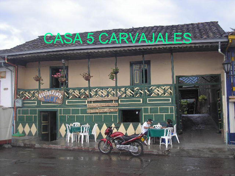 CASA 5 CARVAJALES