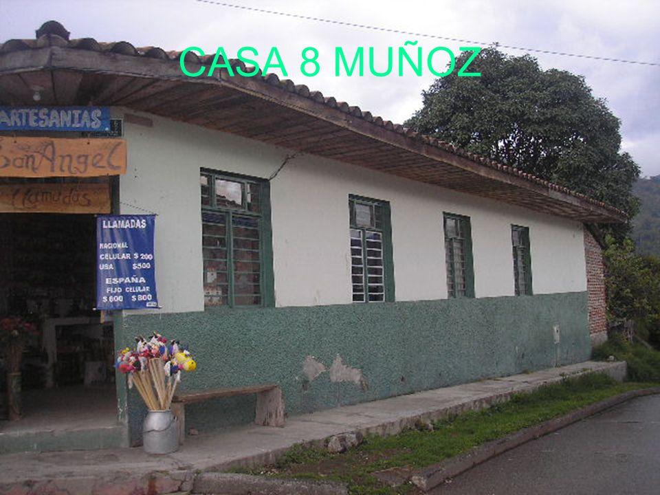 CASA 8 MUÑOZ