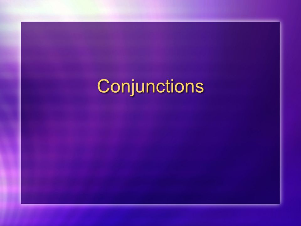 Conjunctions that require the Indicative como - given that puesto que - since ya que - due to the fact that como - given that puesto que - since ya que - due to the fact that