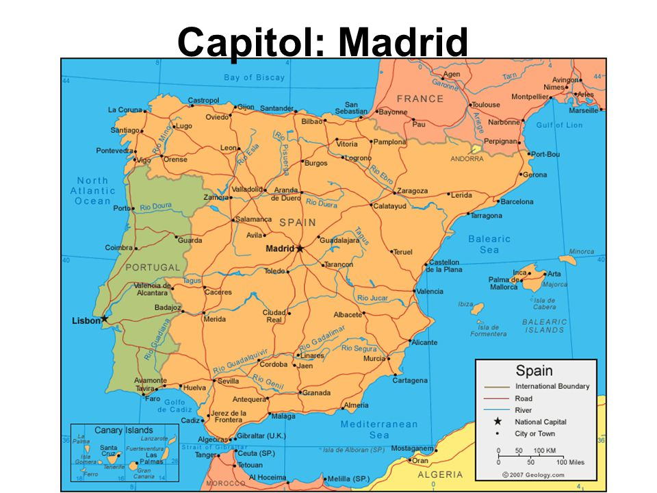 Capitol: Madrid