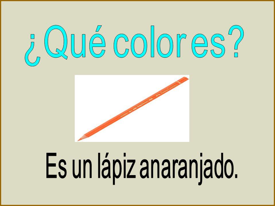 ¿Cómo se dice en español.1. I have a blue pen. Yo tengo un ______________ __________________ 2.