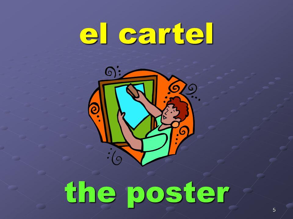 5 el cartel the poster