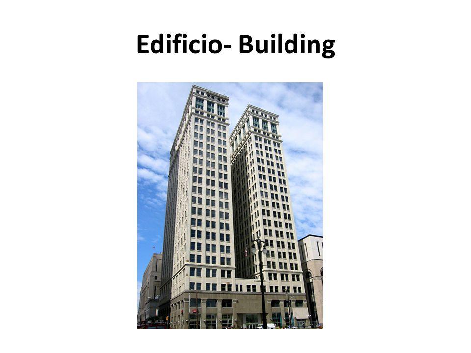 Edificio- Building