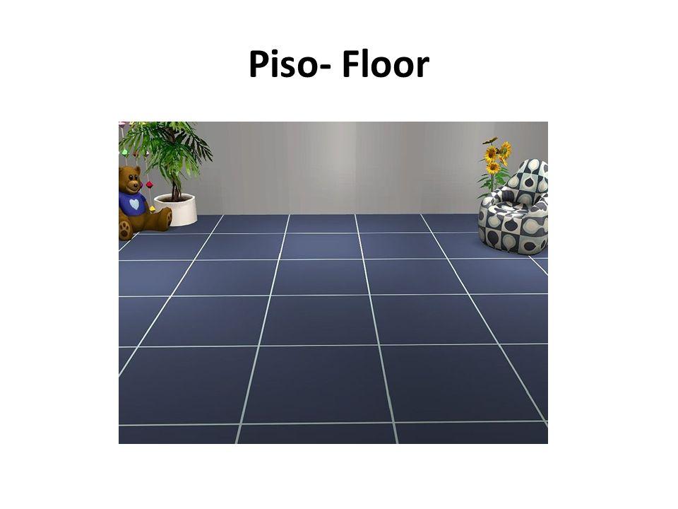 Piso- Floor