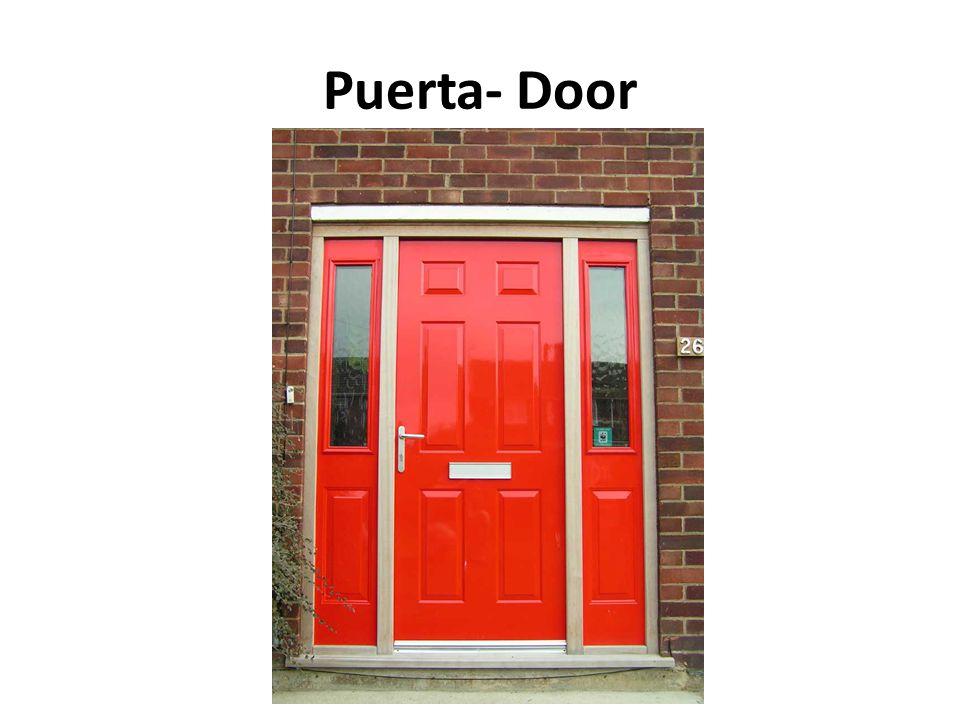 Puerta- Door
