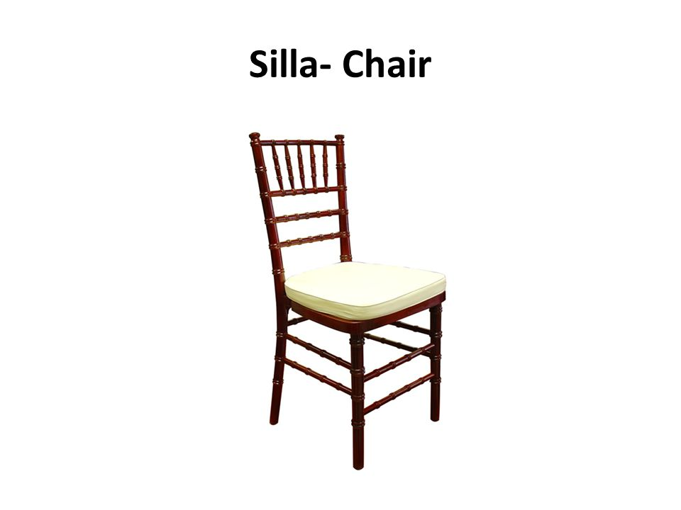 Silla- Chair