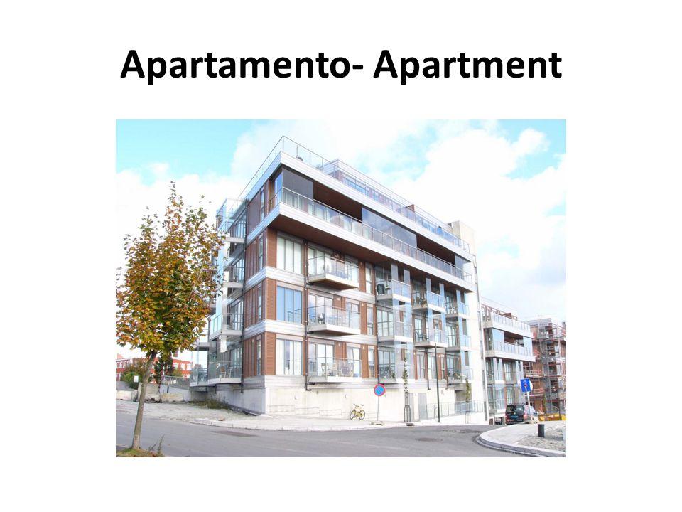 Apartamento- Apartment