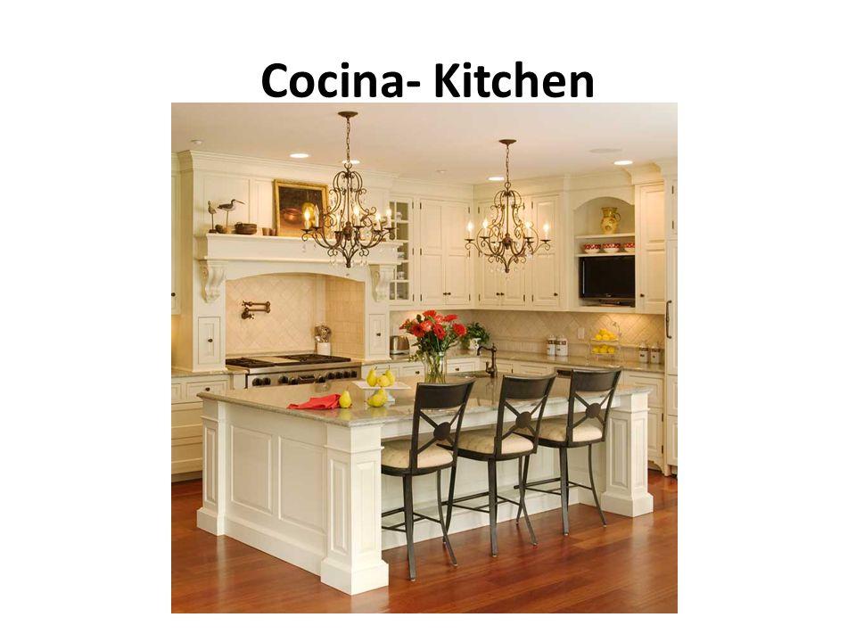 Comedor- Dining room