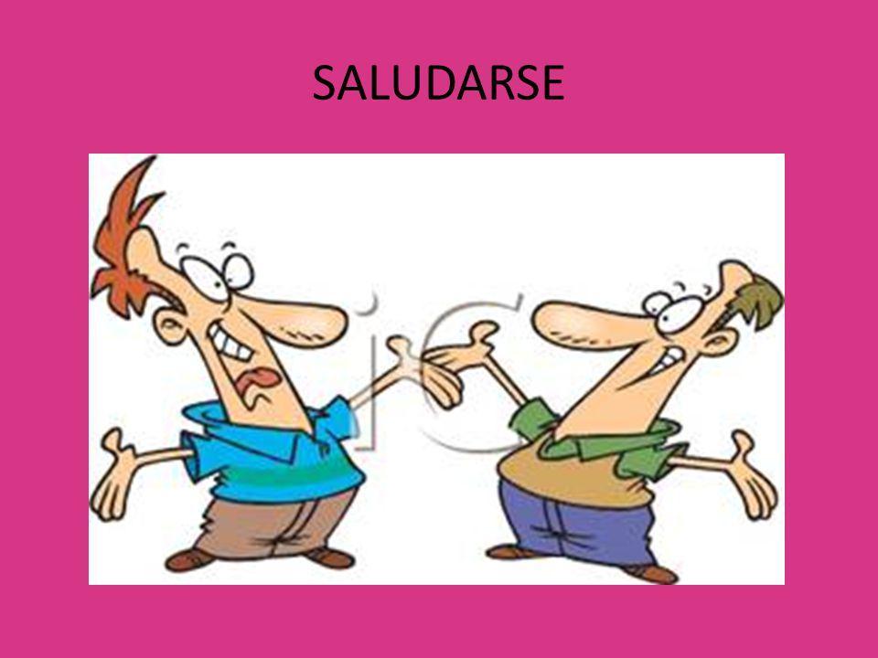 SALUDARSE