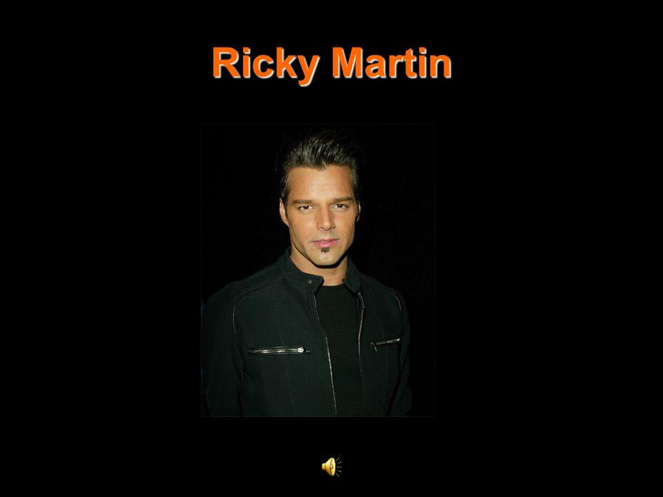Louise Pagden 2007/2008 Ricky Martin
