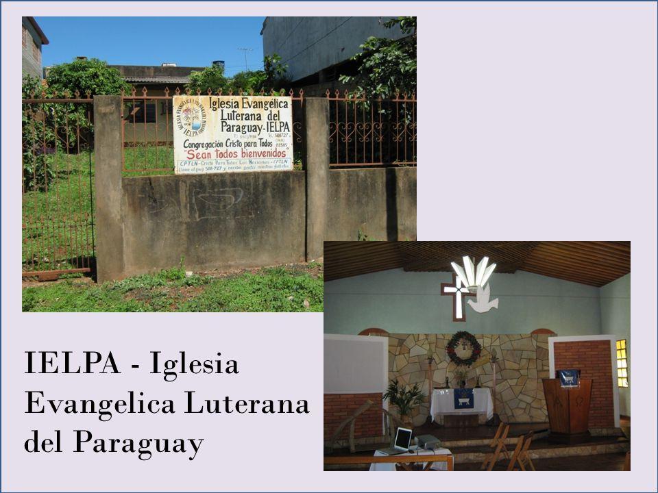 IELPA - Iglesia Evangelica Luterana del Paraguay