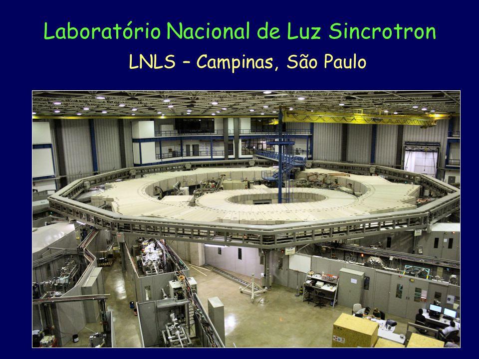 Laboratório Nacional de Luz Sincrotron LNLS – Campinas, São Paulo