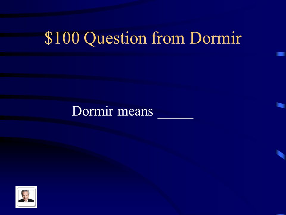 $500 Answer from Vocabulario El equipo de sonido es grande