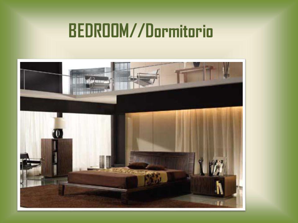 BEDROOM//Dormitorio