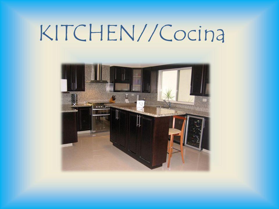 KITCHEN//Cocina