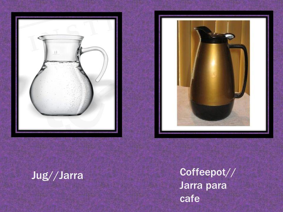 Jug//Jarra Coffeepot// Jarra para cafe