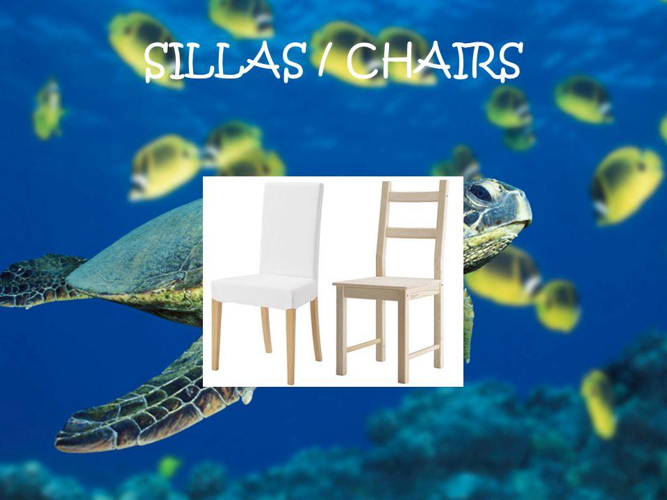 SILLAS / CHAIRS