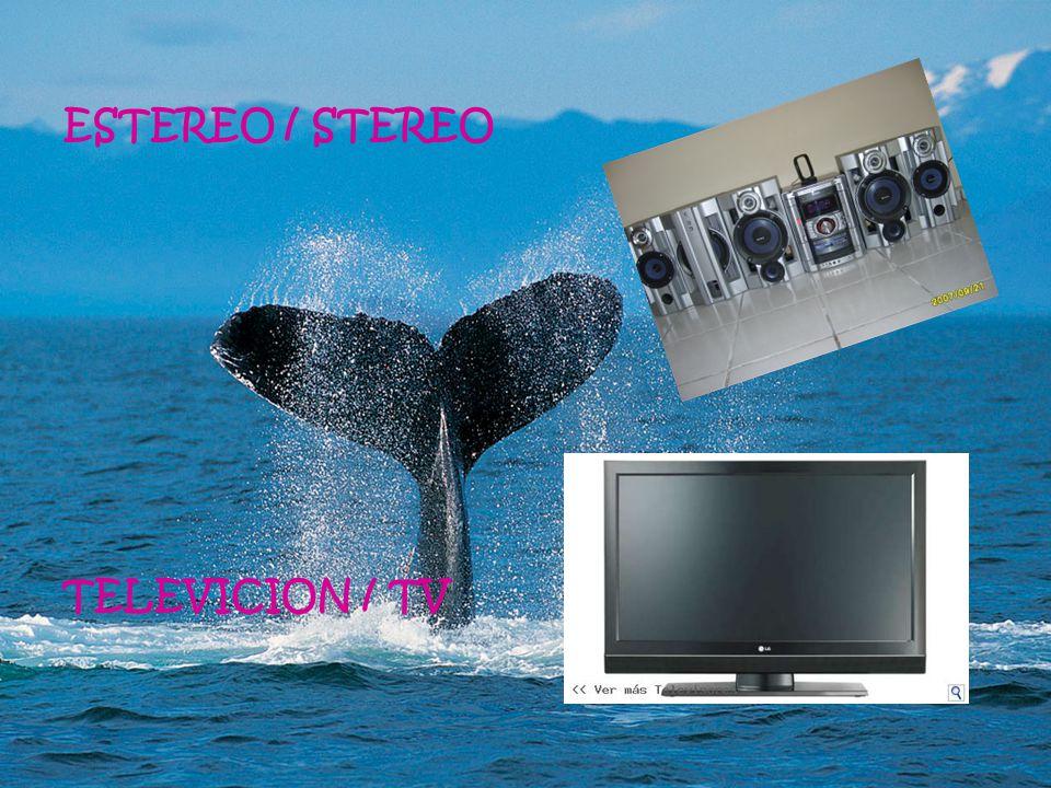 ESTEREO / STEREO TELEVICION / TV
