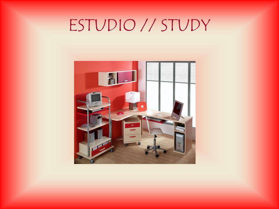ESTUDIO // STUDY