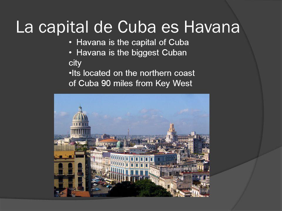 ¡Les presentamos Cuba!