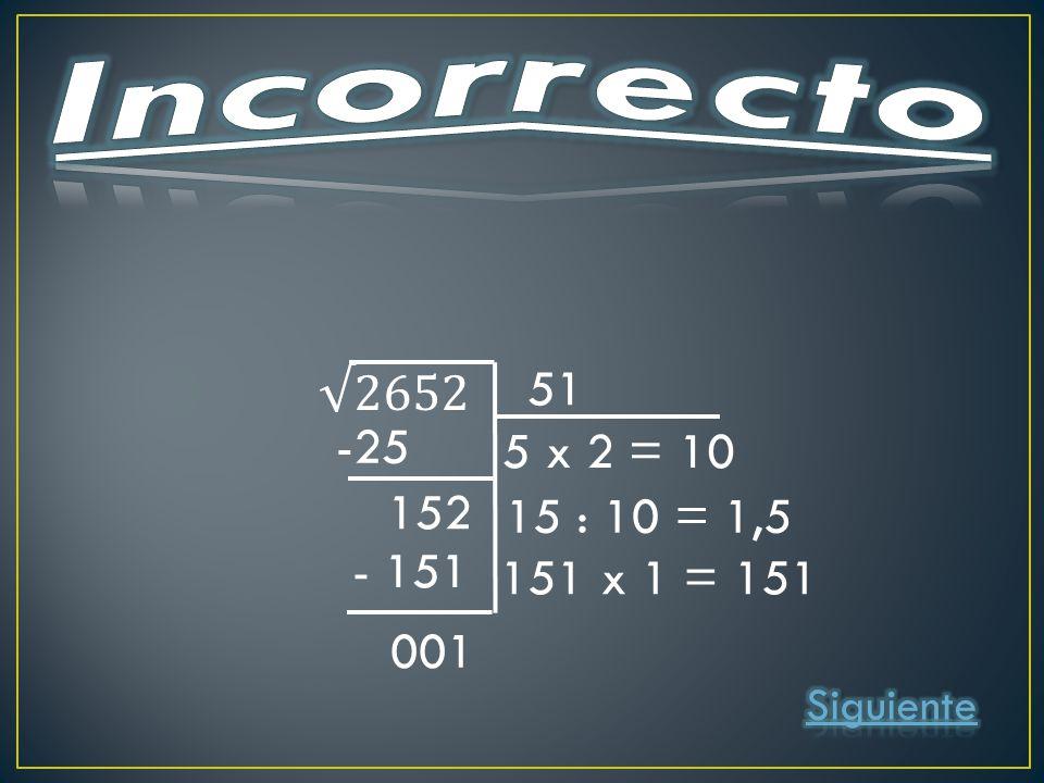 a) 8 b) 5 c) 3 d) 25
