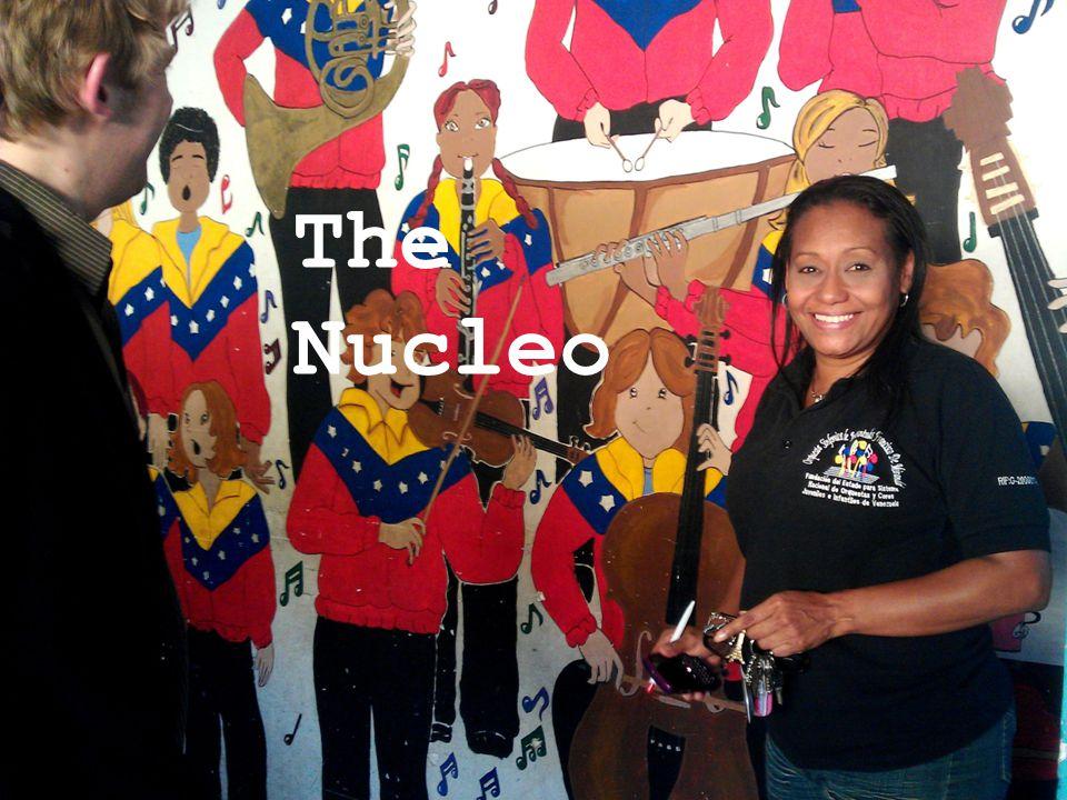 The Nucleo