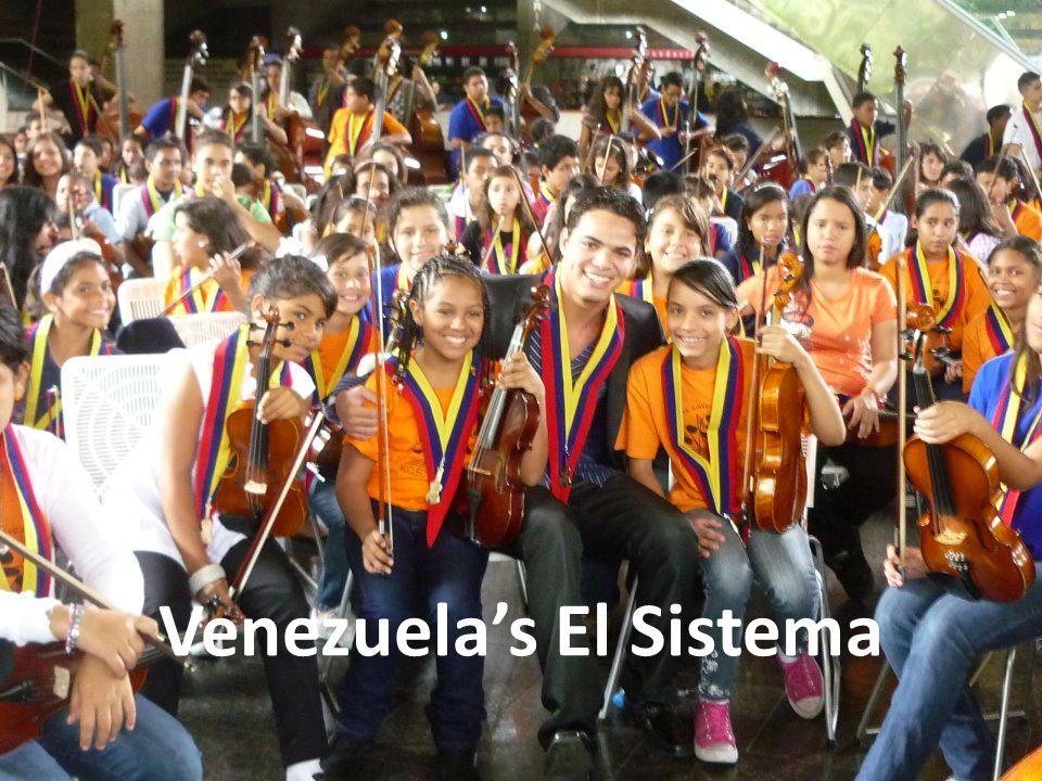 Venezuela's El Sistema