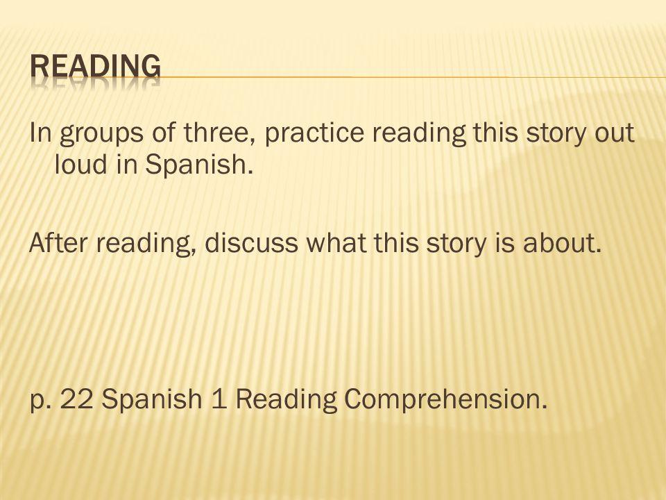 5.Pedro, Raúl y Javier _______________ al cemetario.