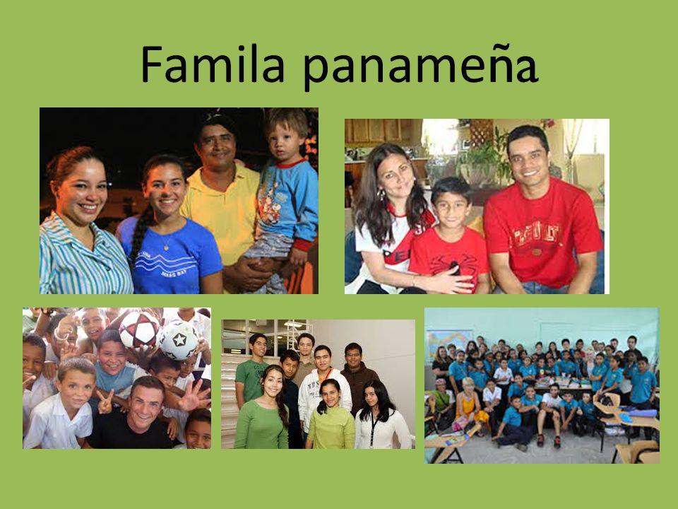 Famila paname ña