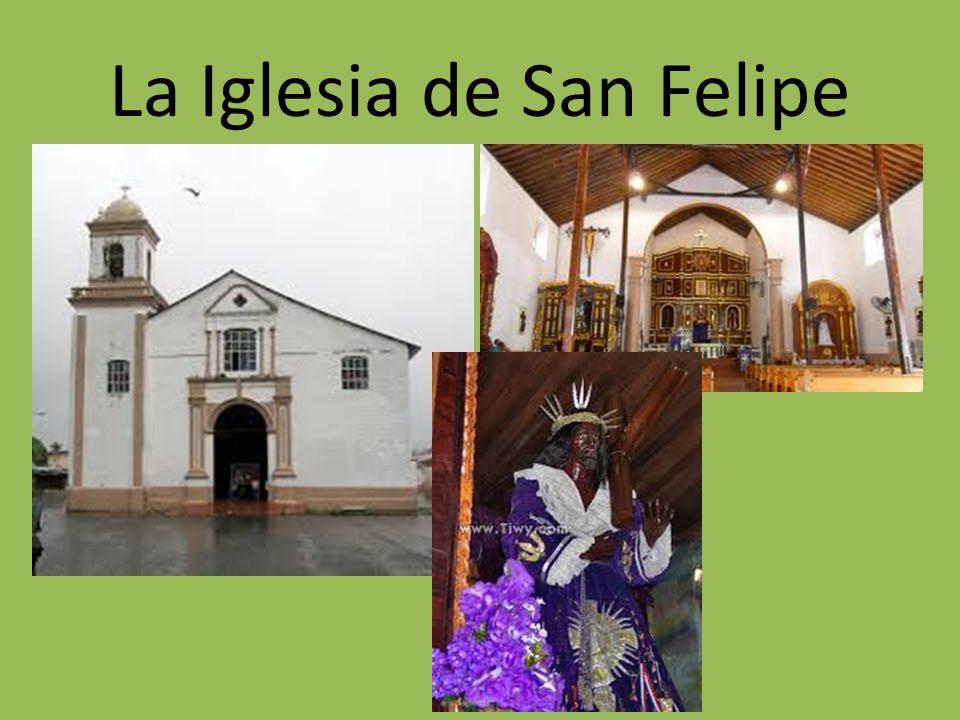 La Iglesia de San Felipe